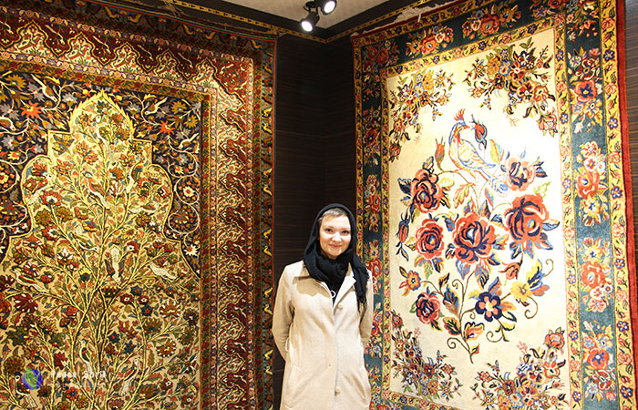 Swedish guest in heart of Tehran!