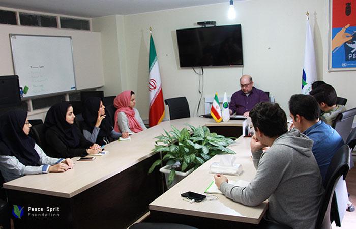 Diplomatic relations skills workshop
