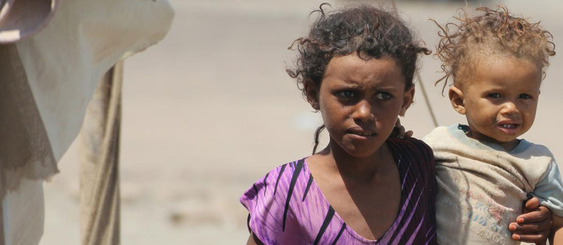 Thousands of children at risk in Yemen's Hudayda