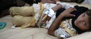 Cholera deaths in war-torn Yemen surpass 2,300: UNICEF